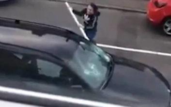 Εκδικήθηκε τον πρώην της ξεσπώντας στο αυτοκίνητό του