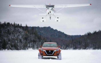 Κίνηση χωρίς όρια με το Nissan Altima-te AWD