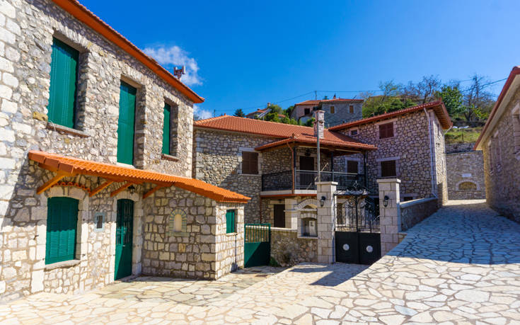 Το χωριό που έβγαλε τους γενναίους άνδρες του Γέρου του Μοριά