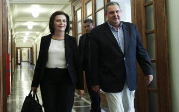 Παραιτήθηκε από τους Ανεξάρτητους Έλληνες η Χρυσοβελώνη