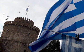 Υπογραφές κατά της Συμφωνίας των Πρεσπών συγκεντρώνει ο υποψήφιος δήμαρχος Θεσσαλονίκης Γιώργος Ορφανός