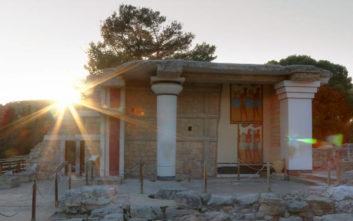 «Για όσους δεν το έχουν καταλάβει έχουν ήδη μεταβιβασθεί μνημεία όπως η Κνωσσός στο Υπερταμείο»