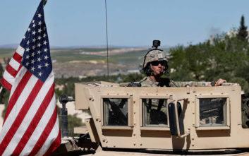 Τέσσερις στρατιώτες των ΗΠΑ νεκροί σε επίθεση αυτοκτονίας στη Συρία