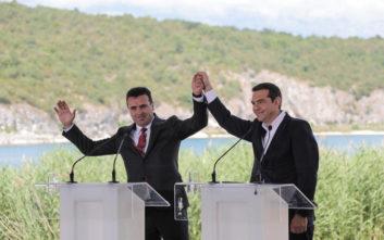 Το Der Spiegel γράφει για το ελληνικό «ναι» στην ένταξη της πΓΔΜ στο ΝΑΤΟ