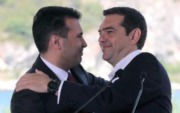 Βρετανικά συγχαρητήρια σε Αθήνα και Σκόπια