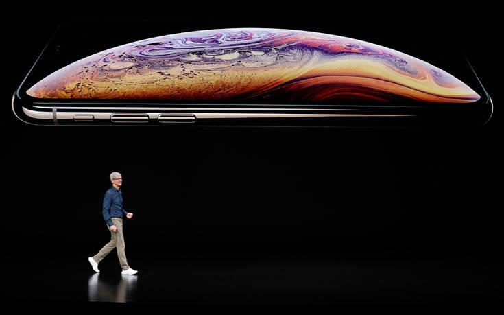 Ο επικεφαλής της Apple θέλει να δώσει τον έλεγχο των δεδομένων στους χρήστες