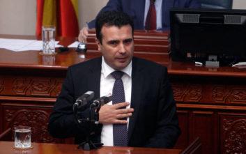 «Όχι» σε πρόωρες εκλογές λέει το κόμμα του Ζάεφ