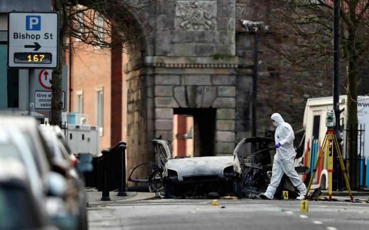 Νέος «συναγερμός» σήμανε στη Βόρεια Ιρλανδία