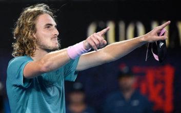 Απόψε τα ξημερώματα η μάχη του Τσιτσιπά για πρόκριση στους «4» του Australian Open