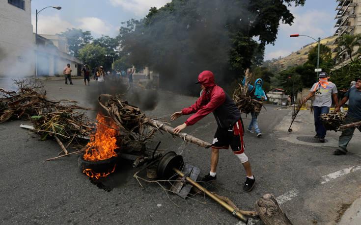 Στους 26 έφτασαν οι νεκροί στη Βενεζουέλα
