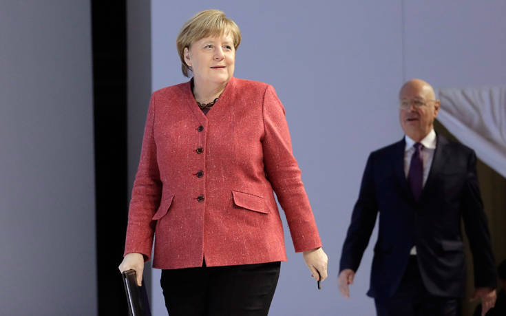 Μέρκελ: Θα κάνουμε τα πάντα για να έχουμε ένα συντεταγμένο Brexit