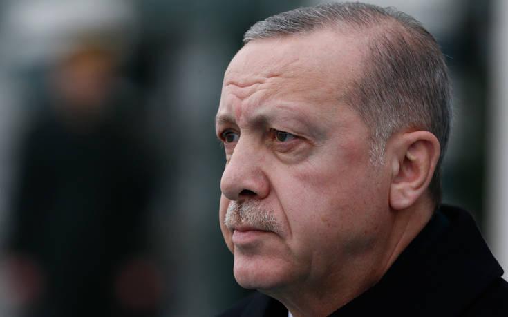 Ο Ερντογάν συμμετέχει στην εκστρατεία «Hello Brother»