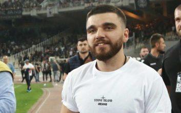 «Παρών» στο ματς με την ΑΕΚ στο ΟΑΚΑ θα δώσει ο Γιώργος Σαββίδης
