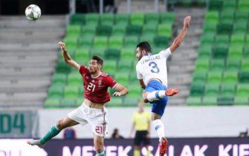 Εθνική Ελλάδας: Εκτός ο Σιόβας από τις επιλογές Φαν Σιπ για τα ματς με Αυστρία, Μολδαβία και Κόσοβο