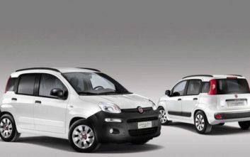Fiat Panda Van με την πιο πλήρη γκάμα επιλογών στην κατηγορία