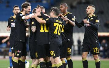 Η ΑΕΚ «σκούπισε» τον Κισσαμικό με 5-0