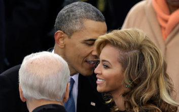 Μπαράκ Ομπάμα και Beyonce συναγωνίζονται για τα πιο τρυφερά μηνύματα στη Μισέλ Ομπάμα