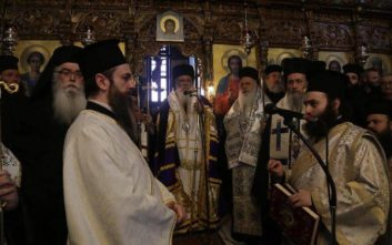 Σε κλίμα οδύνης η κηδεία του Μητροπολίτη Σισανίου και Σιατίστης Παύλου