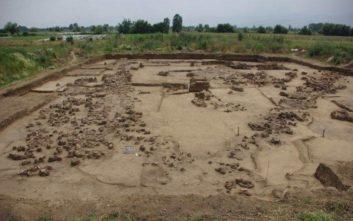 Σημαντικά αρχαιολογικά ευρήματα έφερε στο φως η κατασκευή του Ε65