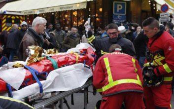 Εικόνες χάους στο Παρίσι μετά την φονική έκρηξη