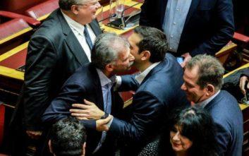 Ο Τσίπρας πήρε ψήφο εμπιστοσύνης, αλλά ψάχνει πλειοψηφία για την Συμφωνία των Πρεσπών