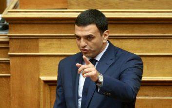 Κικίλιας: Ο πατριωτισμός των Ελλήνων δεν εξαγοράζεται με 64 ευρώ μικτά