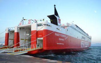 Περιπέτεια ανοιχτά της Καρύστου για πλοίο με 686 επιβάτες