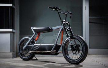 Πρώτη γεύση από τα δύο νέα ηλεκτρικά πρωτότυπα της Harley-Davidson