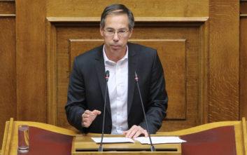 Βουλή: Αντιπρόεδρος ο Γιώργος Μαυρωτάς από το Ποτάμι
