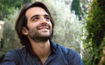 Ο βραβευμένος πιανίστας Mάνος Κιτσικόπουλος στο Μέγαρο Μουσικής