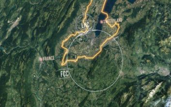 Το CERN σχεδιάζει νέο μεγαλύτερο επιταχυντή για μετά το 2040