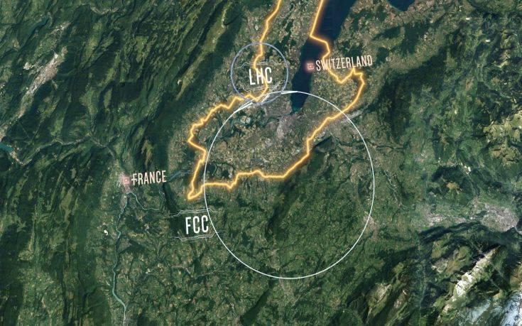 Το CERN σχεδιάζει νέο μεγαλύτερο επιταχυντή για μετά το 2040 ...