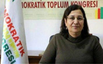 Στα όρια του θανάτου βουλευτίνα του μεγαλύτερου φιλοκουρδικού κόμματος της Τουρκίας