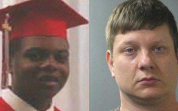 Στη φυλακή αστυνομικός στο Σικάγο για τη δολοφονία μαύρου εφήβου