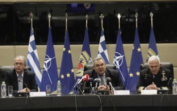 Το μήνυμα του Καμμένου στην Άγκυρα προτού αποχωρήσει από υπουργός Άμυνας