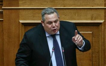Καμμένος: Η κυβέρνηση της αποστασίας των αχάριστων πρόδωσε τη Μακεδονία