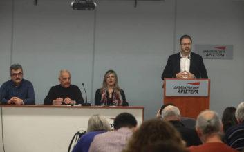 «Ναι» στη Συμφωνία των Πρεσπών εισηγείται ο Θανάσης Θεοχαρόπουλος