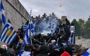 Προβοκάτσια είδαν οι υπέρ του συλλαλητηρίου, ακροδεξιούς η κυβέρνηση και η ΕΛ.ΑΣ.