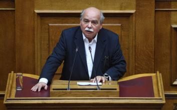 Βούτσης για αναδρομικά: Να παραιτηθούν οι συνταξιούχοι βουλευτές των αξιώσεών τους