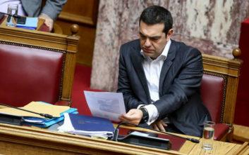 Συζήτηση στη Βουλή επί πρότασης για παροχή ψήφου εμπιστοσύνης στην κυβέρνηση