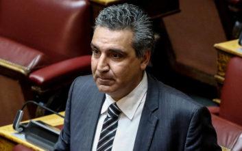 Φωκάς: Στις 10 το πρωί διαγράφεται ο Θανάσης Παπαχριστόπουλος