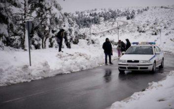 Χωρίς προβλήματα η κυκλοφορία των οχημάτων στην ανατολική Μακεδονία