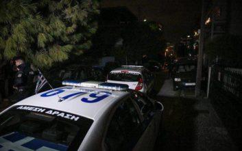 Εννέα στο αυτόφωρο και ένας στον ανακριτή για τα επεισόδια κοντά στο σπίτι της βουλευτού Πιερίας του ΣΥΡΙΖΑ