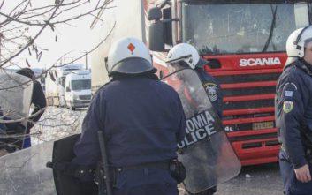 Ελεύθερος ο οδηγός φορτηγού που κατηγορείται για επεισόδιο με πρόσφυγες