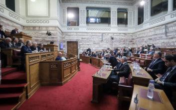 Τη Δευτέρα συνεδριάζει εκ νέου η Επιτροπή για τα F-16 στη Βουλή