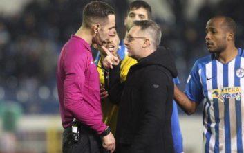 Κάναντι: Ο διαιτητής είπε στον Κιβρακίδη «σκάσε»