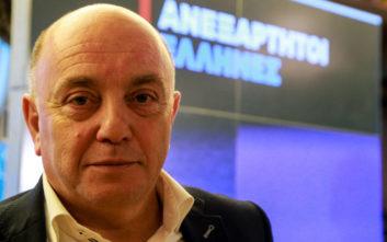 Τοσουνίδης: Να παραδώσει ο Παπαχριστόπουλος την έδρα του στους ΑΝΕΛ
