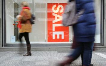 Αλλαγή στις φθινοπωρινές εκπτώσεις 2020: Κλειστά όλα τα καταστήματα την Κυριακή 1η Νοεμβρίου