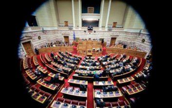 Απορρίφθηκε η πρόταση για τη διάρκεια της συζήτησης στην Ολομέλεια