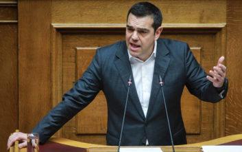 Ο εκνευρισμός του Τσίπρα στη Βουλή: Τώρα μιλάει ο πρωθυπουργός της χώρας